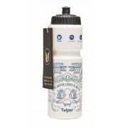 Tulper Bio Bidon 750ml, Wit Ocean