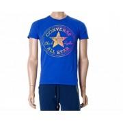 Converse T-shirt uomo Chuck Taylor Man Rainbow Taglia: L Uomo Colore: Blu 5EU369 C