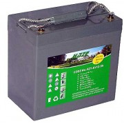 Batería para scooter eléctrico 12V 55Ah GEL HAZE HZY-EV12-55