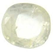 5.93 Cts Oval Shape Blue Sapphire Gemstone Igli Certifie