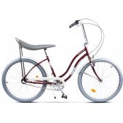 Bicicleta City Pegas Strada 2 3s 2017