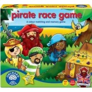 Jucarie educativa Orchard Toys Pirate Race Game