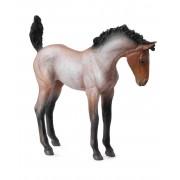 Figurina Manz Mustang Bay Roan M, Collecta, 8.7 x 8 cm