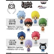 Kuroko's Basketball 1point figure miracle of Wall Art vol.1 + 2 all eight set (prize)