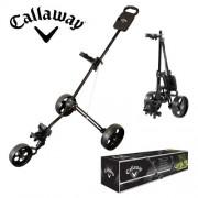 Callaway 3 Wheel Push Cart