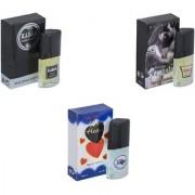 My Tune Combo Kabra Black-Romantic-Younge Heart Blue Perfume