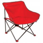 COLEMAN Kempingová židle KICKBACK CHAIR (červená)