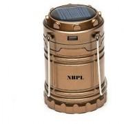 Solar Camping Lights Portable Light Lamp Emergency Lantern