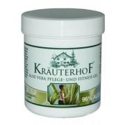 Krauterhof Body gel with 96% Aloe vera 100ml by