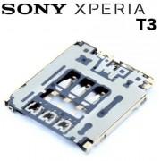 Leitor de cartões SIM P/ Sony Xperia T3