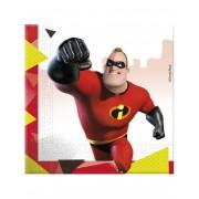 20 Guardanapos de papel - Os Super-Heróis 2