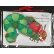 Kinderboeken Gottmer Rupsje Nooitgenoeg - Rupsje Nooitgenoeg (karton klein + rups). 3+