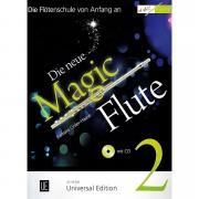 Universal Edition Die neue Magic Flute 2 Libros didácticos