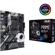 Matična ploča Asus Prime X570-P Baza AMD AM4 Faktor oblika ATX Set čipova matične ploče AMD® X570