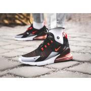 Nike Air Max 270 Black Crimson