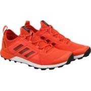 ADIDAS TERREX AGRAVIC SPEED Outdoor Shoes For Men(Orange)