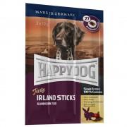 Happy Dog Tasty Irlanda Sticks para perros - 9 x 10 g - Pack Ahorro