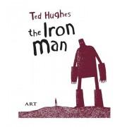 Barbatul de fier, the iron man (bilingv)