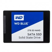 Western Digital Hard Disk Interno 2 TB SATA III 6Gb s, WDS200T2B0A