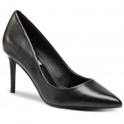 На токчета STEVE MADDEN - Lillie SM11000480-03001-017 Black Leather