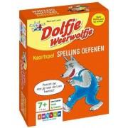 Zwijsen Dolfje Weerwolfje Kaartspel: Spelling Oefenen