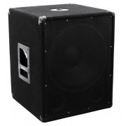 Omnitronic BX-1550 Sub hangfal