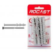 Combinatii hex lungi - diblu 8 x 120 + surub 5 x 125 - hex 10 - [4 buc]