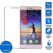 Lenovo k6 note tempered glass 0.33mm 2.5D Curved tempered glass