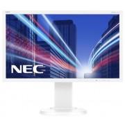 "Monitor IPS LED Nec 21.5"" E224Wi, Full HD (1920 x 1080), VGA, DVI, DisplayPort, Pivot, 6 ms (Alb)"