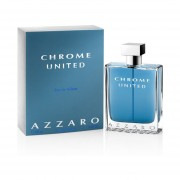 Chrome United EDT 100 ML -Hombre - Azzaro