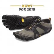 Vibram - V Alpha Grey Black M - Teen Schoenen