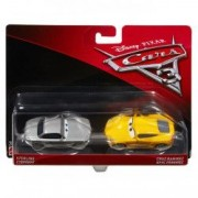 Set 2 masinute Cars3 Sterling si Cruz Ramirez