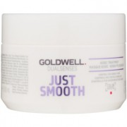 Goldwell Dualsenses Just Smooth mascarilla alisado para cabello rebelde 200 ml