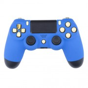 Custom Controllers PlayStation 4 Controller - Blue Velvet & Gold