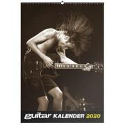 PPV Medien Guitar Kalender 2020