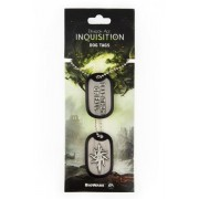 Breloc Dragon Age Dog Tags The Inquisition