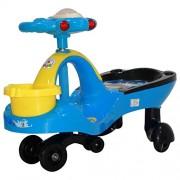Baby Swing Car~Blue