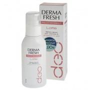 Dermafresh Linea Pelli Sensibili Latte Deodorante Vitamina E Senza Alcool 100 Ml