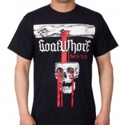 t-shirt metal uomo Goatwhore - Blood for the Master - INDIEMERCH - 13504
