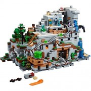 LEGO LEGO MINE CRAFT Minecraft The Mountain Cave The Mountain Cave Set 21137 2017 New product ?Parallel import goods?