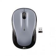 Logitech M325 Unifying Kablosuz Optik 2.4GHz Mouse Fare Açık Gri