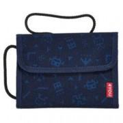 4You Geldbörse Money Bag Galactic Blue 794