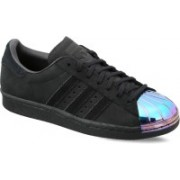 Adidas Originals SUPERSTAR 80S METAL TOE W Sneakers For Women(Black)