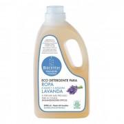 Biocenter Eco detergente para ropa con aceite esencial de Lavanda (2 litros)
