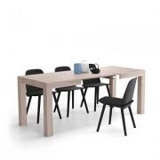 Mobili Fiver Mesa de Cocina Extensible, modelo First, color Olmo Claro