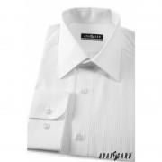 Pánská košile KLASIK bílá 80% bavlna 527-2111-43/44/194
