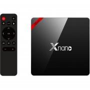 Louiwill X96 Home Smart TV Box Android 6.0 4K HD Set-top HDMI 2.0 Reproductor Multimedia 1G + 8G (US / EU / UK / AU Plug)