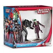 Schleich Batman vs. The Joker Scenery Action Figure Pack