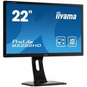 IIYAMA ProLite B2282HD - LED 21.5' VGA, DVI 1920 x 1080