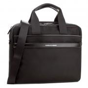 Laptoptáska PORSCHE DESIGN - Lane 4090002570 Black 900